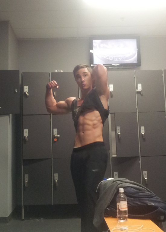 A Bro S Guide To Taking The Ultimate Gym Selfie