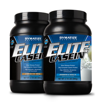 dymatize casein