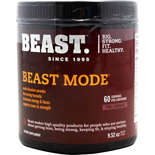 Beast Sports Nutrition Mode Pre Workout Review Sixpacksmackdown