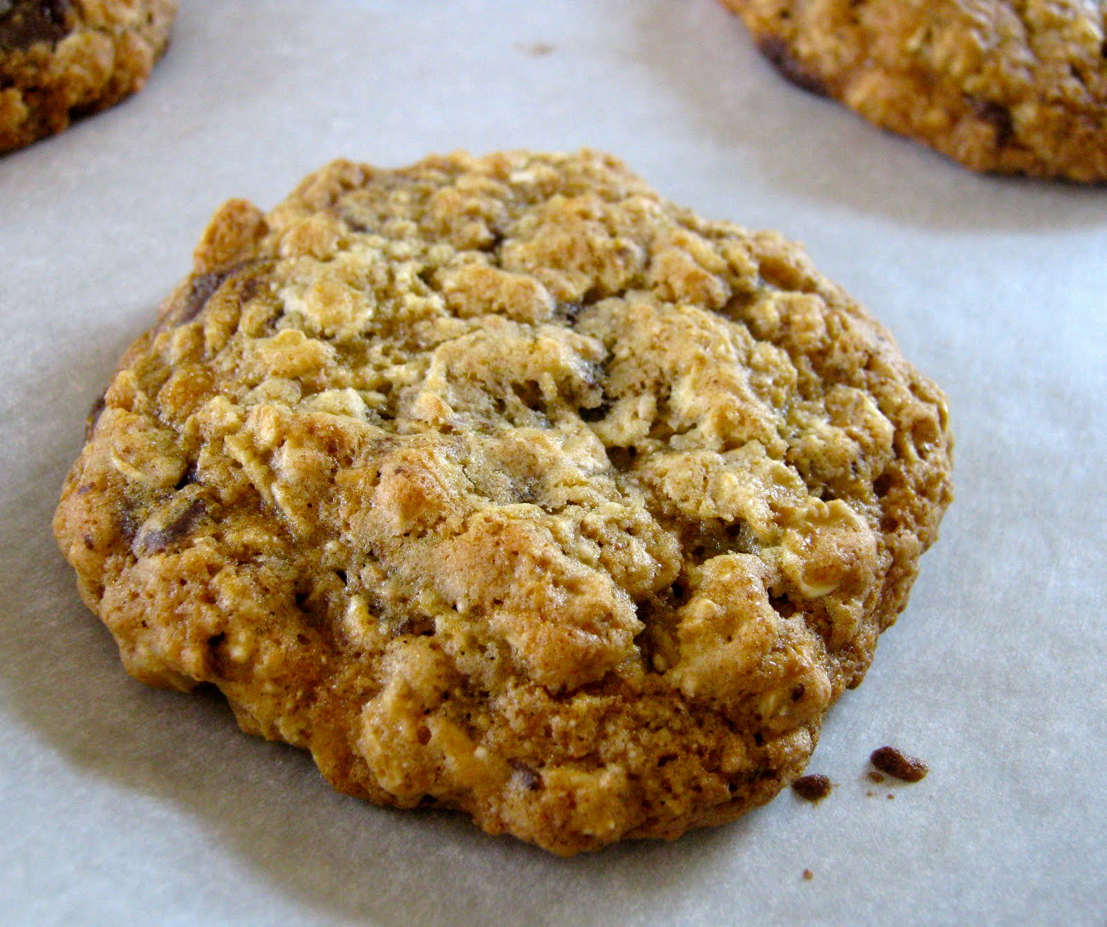 Image Gallery oatmeal and banana cookies