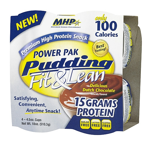 Power Pak High Protein Pudding - The Vitamin Shoppe