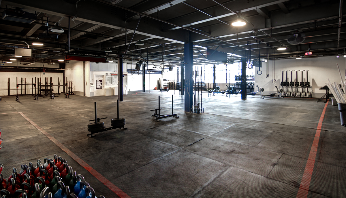 Free crossfit programming resources sixpacksmackdown for Free gym layout design